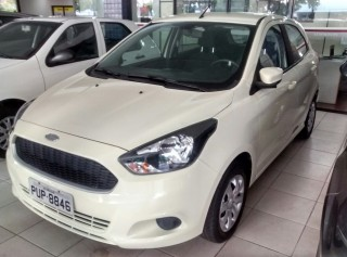 FORD KA 2015 1.0 SE 12V FLEX 4P MANUAL - Carango 66640