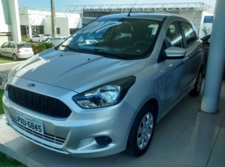 FORD KA 2017 1.0 12V FLEX 4P MANUAL - Carango 66557