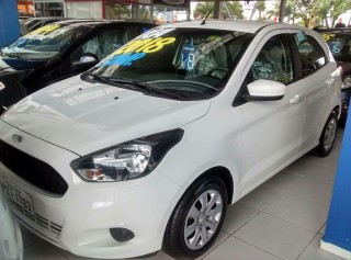FORD KA 2018 1.0 12V FLEX 4P MANUAL - Carango 67015
