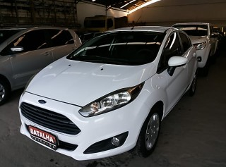 FORD NEW FIESTA 2014 1.5 S HATCH 16V FLEX 4P MANUAL - Carango 66711