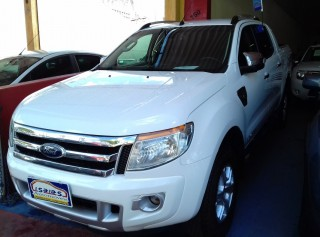 FORD RANGER 2014 3.2 LIMITED 4X4 DIESEL 4P AUTOMÁTICO - Carango 66445