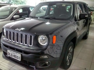 JEEP RENEGADE 2016 1.8 16V FLEX SPORT 4P MANUAL - Carango 66641