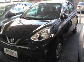NISSAN MARCH 2015 1.6 S 16V FLEX 4P MANUAL - Carango 67427