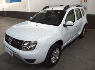 RENAULT DUSTER 2017 1.6 DYNAMIQUE 4X2 16V FLEX 4P MANUAL - Carango 66420