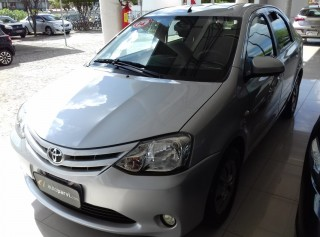 TOYOTA ETIOS 2014 1.5 XS SEDAN 16V FLEX 4P MANUAL - Carango 66373