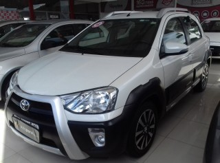 TOYOTA ETIOS CROSS 2016  1.5 16V FLEX 4P MANUAL - Carango 66097
