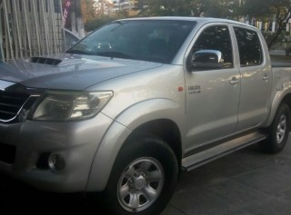 TOYOTA HILUX 2012 3.0 SR 4X4 CD 16V TURBO INTERCOOLER DIESEL 4P MANUAL - Carango 66750
