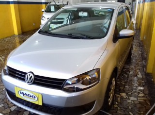 VOLKSWAGEN FOX 2012 1.6 MI 8V TREND FLEX 4P MANUAL  - Carango 66149