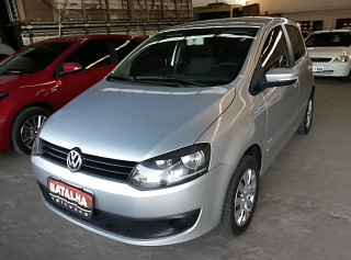 VOLKSWAGEN FOX 2013 1.0 MI 8V TOTAL FLEX 4P MANUAL - Carango 66718