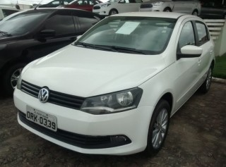 VOLKSWAGEN GOL 2014 1.0 MI CITY 8V TOTAL FLEX 4P MANUAL G.VI - Carango 66977