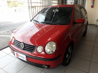 VOLKSWAGEN POLO 2003 1.6 MI 8V GASOLINA 4P MANUAL - Carango 66658