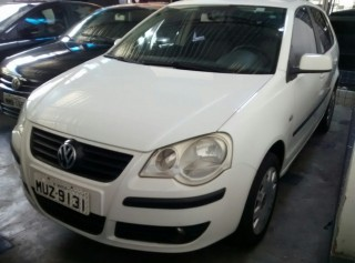 VOLKSWAGEN POLO 2008 1.6 MI 8V TOTAL FLEX 4P MANUAL - Carango 66369