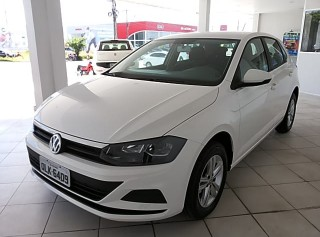 VOLKSWAGEN POLO 2018 1.0 MSI TOTAL FLEX MANUAL - Carango 66190