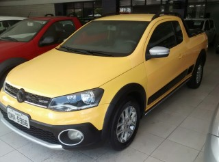 VOLKSWAGEN SAVEIRO 2014 1.6 CROSS CE 16V TOTAL FLEX 2P MANUAL - Carango 66739
