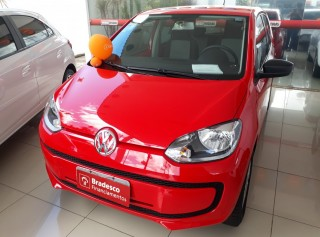 VOLKSWAGEN UP! 2016 1.0 MPI MOVE UP 12V FLEX 4P MANUAL - Carango 67279