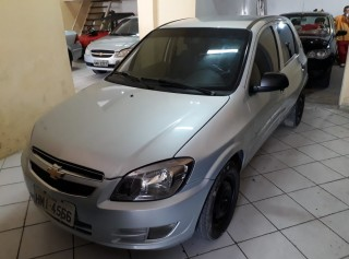 CHEVROLET CELTA 2010 1.0 MPFI LIFE 8V FLEXPOWER 4P MANUAL - Carango 69059