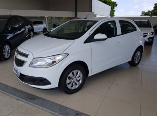 CHEVROLET ONIX 2014 1.0 MPFI LT 8V FLEX 4P MANUAL - Carango 68728