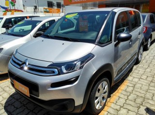 CITROËN AIRCROSS 2018 1.6 VTI 120 FLEX START MANUAL - Carango 68121