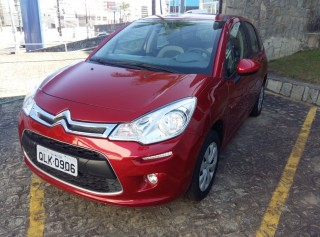 CITROËN C3 2018 1.2 ATTRACTION 12V FLEX 4P MANUAL - Carango 67768
