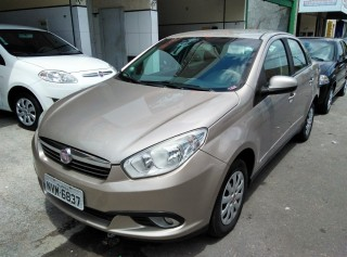 FIAT SIENA 2013 1.4 MPI ATTRACTIVE 8V FLEX 4P MANUAL - Carango 68479