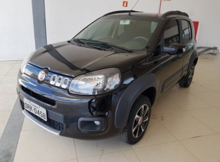 FIAT UNO 2015 1.0 WAY 8V FLEX 4P MANUAL - Carango 68734