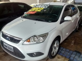 FORD FOCUS 2012 1.6 GLX 8V FLEX 4P MANUAL - Carango 68881