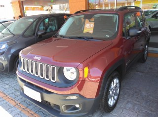 JEEP RENEGADE 2018 1.8 16V FLEX SPORT 4P MANUAL - Carango 68120