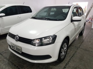 VOLKSWAGEN GOL 2015 1.0 MI 8V TOTAL FLEX 4P MANUAL - Carango 68501
