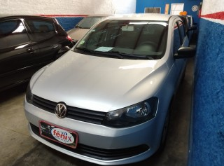 VOLKSWAGEN GOL 2015 1.0 MI 8V TOTAL FLEX 4P MANUAL - Carango 68555