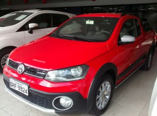 VOLKSWAGEN SAVEIRO 2014 1.6 CROSS CE 16V TOTAL FLEX 2P MANUAL - Carango 68541