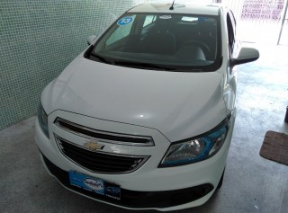 CHEVROLET ONIX 2013 1.4 MPFI LT 8V FLEX 4P MANUAL - Carango 70085