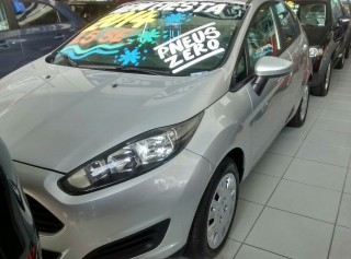 FORD NEW FIESTA 2014 1.5 SE HATCH 4P MANUAL FLEX - Carango 69665