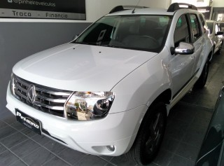 RENAULT DUSTER 2014 1.6 TECH ROAD 4X2 16V FLEX 4P MANUAL - Carango 69645