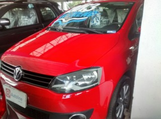 VOLKSWAGEN FOX 2013 1.6 MI 8V TREND FLEX 4P MANUAL  - Carango 69515