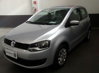 VOLKSWAGEN FOX 2014 1.6 MI 8V TREND FLEX 4P MANUAL  - Carango 69396