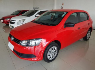 VOLKSWAGEN GOL 2014 1.0 MI CITY 8V TOTAL FLEX 4P MANUAL G.VI - Carango 69142