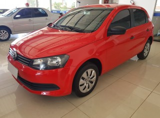 VOLKSWAGEN GOL 2014 1.0 MI CITY 8V TOTAL FLEX 4P MANUAL G.VI - Carango 69145