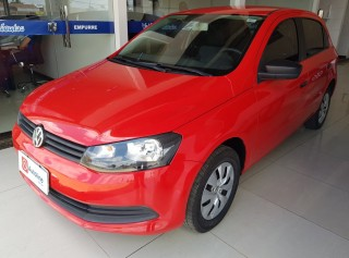 VOLKSWAGEN GOL 2014 1.0 MI CITY 8V TOTAL FLEX 4P MANUAL G.VI - Carango 69146