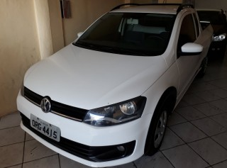 VOLKSWAGEN SAVEIRO 2014 1.6 CD 8V GASOLINA 2P MANUAL - Carango 70269