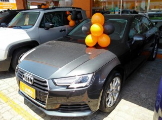 AUDI A4 2018 2.0 TFSI ATTRACTION GASOLINA 4P TRONIC - Carango 71111