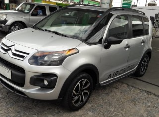 CITROËN AIRCROSS 2015 1.6 TENDANCE 16V FLEX 4P MANUAL - Carango 70781