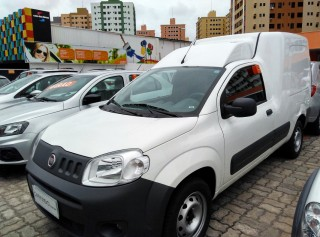FIAT FIORINO 2018 1.4 MPFI FURGÃO HARD WORKING  8V FLEX 2P MANUAL - Carango 71289