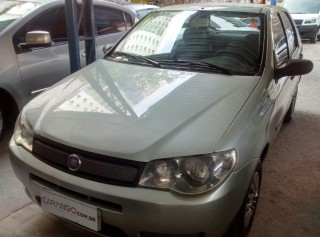 FIAT PALIO 2009 1.0 MPI FIRE 8V FLEX 4P MANUAL - Carango 70604