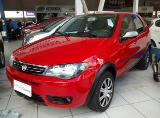 FIAT PALIO 2015 1.0 MPI WAY 8V FLEX 4P MANUAL - Carango 70580