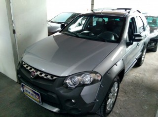 FIAT PALIO 2015 1.8 MPI WEEKEND ADVENTURE 16V FLEX 4P DUALOGIC - Carango 71200