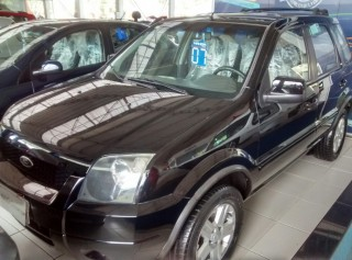 FORD ECOSPORT 2007 1.6 XLT 8V FLEX 4P MANUAL - Carango 71315