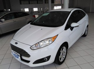 FORD NEW FIESTA 2014 1.6 SE SEDAN FLEX 4P MANUAL - Carango 70723