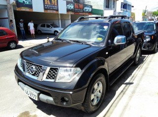 NISSAN FRONTIER 2009 2.5 LE 4X4 CD TURBO ELETRONIC DIESEL 4P MANUAL - Carango 70767