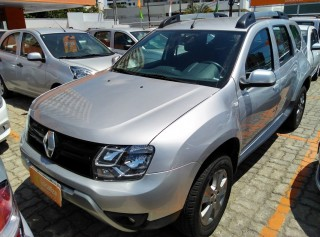 RENAULT DUSTER 2018 1.6 DYNAMIQUE 4X2 16V FLEX 4P MANUAL - Carango 70467