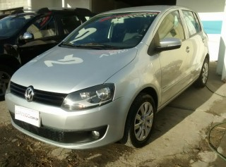 VOLKSWAGEN FOX 2012 1.6 MI 8V TREND FLEX 4P MANUAL  - Carango 70431